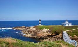 Illa Pancha lighthgouse Stock Image
