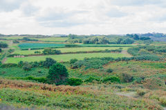 Ille-et-Vilaine Landscape, Brittany Royalty Free Stock Photo