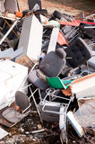 Illegal dump Royalty Free Stock Images