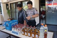 Illegal liquor Royalty Free Stock Photo