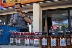 Illegal liquor Stock Images