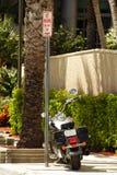 illegaly припарковано Стоковые Изображения RF