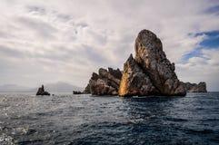 Illes Medes, Spanien Stockfoto