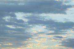 Illinois niebo Zdjęcie Royalty Free