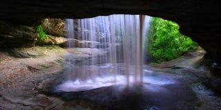 illinois parka skały głodujący stan Zdjęcia Stock