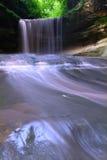 illinois parka skały głodujący stan Zdjęcie Stock