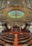 Illinois-Repräsentantenhaus Kammer Stockbild