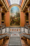 Illinois State Capitol Royalty Free Stock Photos