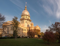 Illinois State Capitol. In Springfield Royalty Free Stock Image