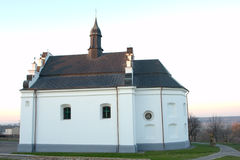Illinska church Royalty Free Stock Photo