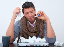 Illness business Stock Photo