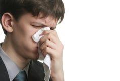 Illness come Royalty Free Stock Photos