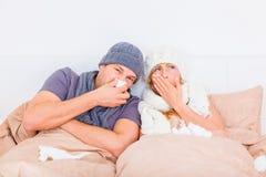 Illness stock image