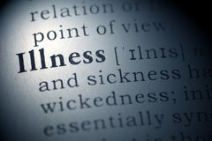 Illness Stock Images