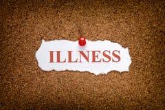 illnesses fotografia stock
