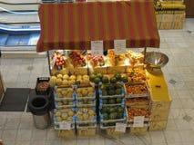 ILLUM shopping gallery in Copenhagen Stock Photo