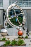 Illumina Art Sculptures Immagini Stock Libere da Diritti