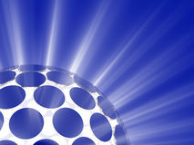 Illumina la sfera Fotografie Stock Libere da Diritti