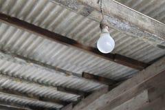 Illuminandosi nella zona rurale. Fotografie Stock Libere da Diritti