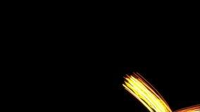 Illuminate heart light stock footage
