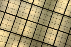 Illuminated Ceiling Stock Photography