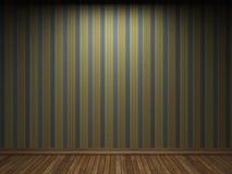 Illuminated fabric wallpaper Royalty Free Stock Photos