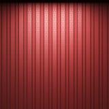 Illuminated fabric wallpaper Royalty Free Stock Image