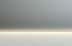 Illuminated gray gradient background Stock Photography