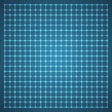 Illuminated Grid. Royalty Free Stock Photos