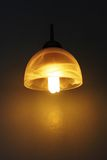 Illuminated lamp Stock Photography