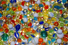 Illuminated Marbles Background Royalty Free Stock Image