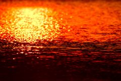 sunlights illuminated blurs stock stock photo
