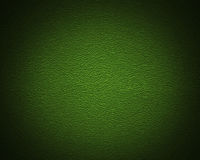 Illuminated texture of the green wall Royalty Free Stock Photo