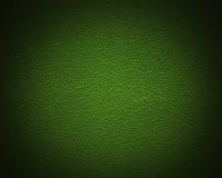 Illuminated texture of the green wall Royalty Free Stock Photo