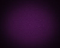 Illuminated texture of the violet wall Stock Photography