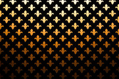 Illuminated wallpaper Royalty Free Stock Photo