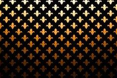 Illuminated wallpaper Royalty Free Stock Photo