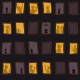 illuminated window απεικόνιση αποθεμάτων