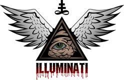 illuminati Стоковые Фото