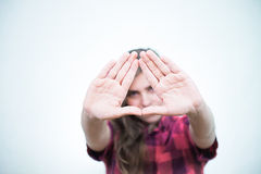 Illuminati symbol Royalty Free Stock Photos