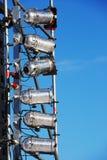 Illuminating equipment Stock Photos