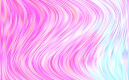 Illuminating lines, vibrant gradient color. Luminous texture. Bright, neon stripes. Vector illustration. Modern geometrical abstract pattern with staves Royalty Free Stock Image