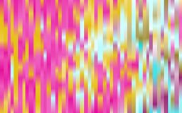 Illuminating lines, vibrant gradient color. Luminous texture. Bright, neon stripes. Vector illustration. Modern geometrical abstract pattern with staves Stock Photography
