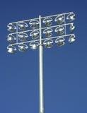 illuminating sportar Arkivbilder