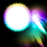 Illumination, Life after death, afterlife Royalty Free Stock Photos