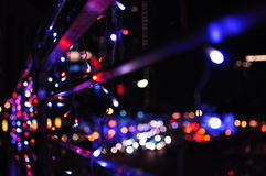 Illuminations Stock Images