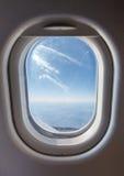 Illuminator, hoogste mening over de blauwe hemel en wolken Royalty-vrije Stock Foto