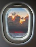 Illuminator, hoogste mening over de blauwe hemel en wolken Royalty-vrije Stock Foto's