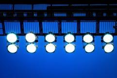 Illuminazione Fotografie Stock Libere da Diritti