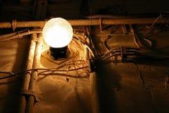 Illuminazione complicata Fotografie Stock